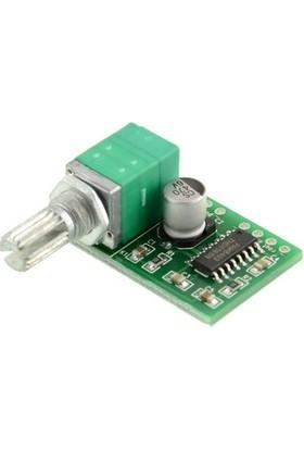 PAM8403 Mini 5V Dijital Ses Yükseltici (Potansiyometreli)Streo