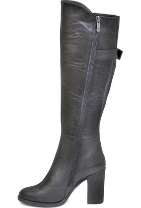Mammamia D19Kc 2035 Siyah Çizme