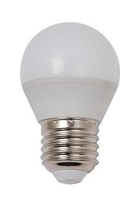Horoz 5 Adet 5W Led Ampul E27 Duylu 6400K Beyaz Işık Elite-5 001 005 0005