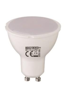Horoz 5 Adet 5W Led Ampul Gu10 Duylu 6400K Beyaz Işık Plus-5 001-002-0005