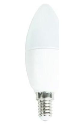 Cata 5 Adet 8W Ledli Buji Ampul E14 Duylu Ct-4083 Gün Işığı
