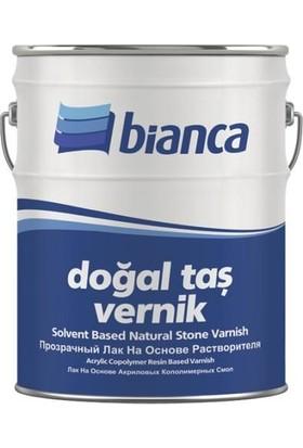 Bianca Doğal Taş Verniği 2.5lt
