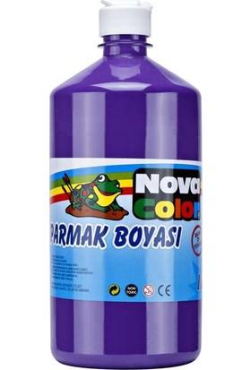 Nova Color Parmak Boyası 1000 Gr. Mor