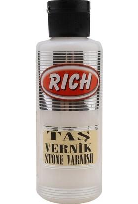 Rich Su Bazlı Taş Vernik 130 Cc.