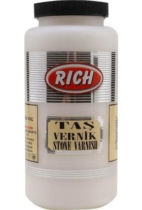 Rich Su Bazlı Taş Vernik 500 Cc.