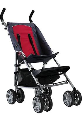 Wollex WG-M410 Hero Engelli Çocuk Puseti - Engelli Çocuk Arabası