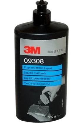 3M Matlaştırma Sıvısı 500Gr 09308