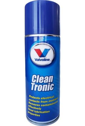 Valvoline Clean Tronic V1 400Ml- Kontak Sprey Elektronik Devre Temizleyici