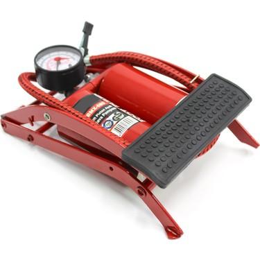 ModaCar Ayaktan Çift Pistonlu Lastik Şişirme Pompası 425582 Fiyatı