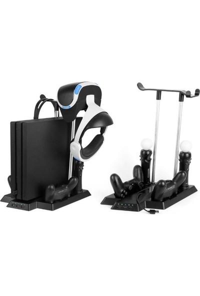 Powerstar Ps4 Vr Slim Pro Şarj İStasyonu Dock
