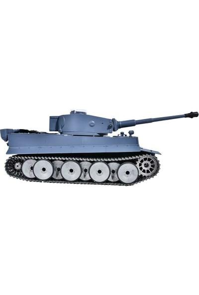 Henglong 3818-1 Pro Henglong German Tiger Rc Beatle Heavy Tank Metal Version