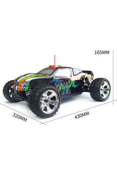 Bsd Racing 1\10 Nitro Truck 2,4 Ghz Edition With Os Motor