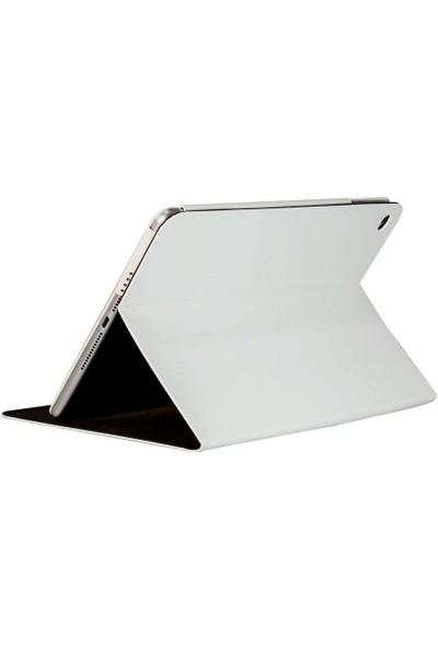 Ozaki O!coat Slim iPad Mini 2/3 Kılıf ve Standı Açık Gri