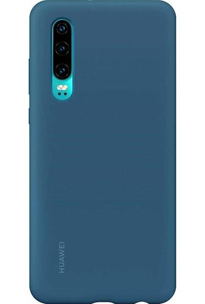 Huawei P30 Elle Silikon Kılıf