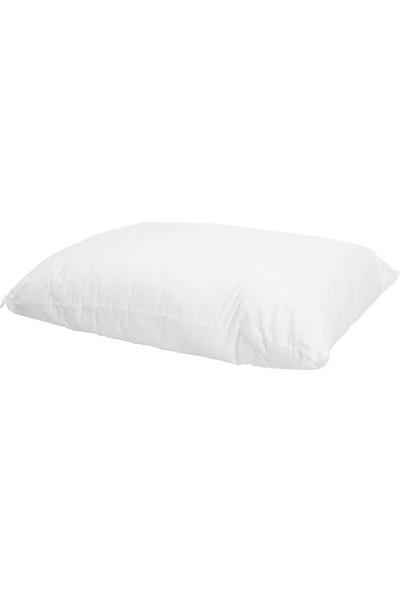 Pamuk Konforu-Viscoleff Cools Yastık Bir Katmanı Yün Diğer Katmanı Pamuk Yastık