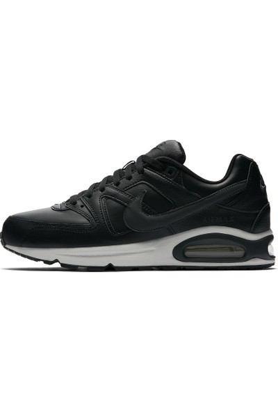 Nike Air Max Command Erkek Siyah Spor Ayakkabı 749760-001