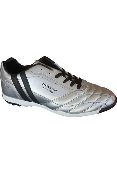 Dunlop Merdane Erkek Gri Halı Saha Ayakkabısı 111106HM-11