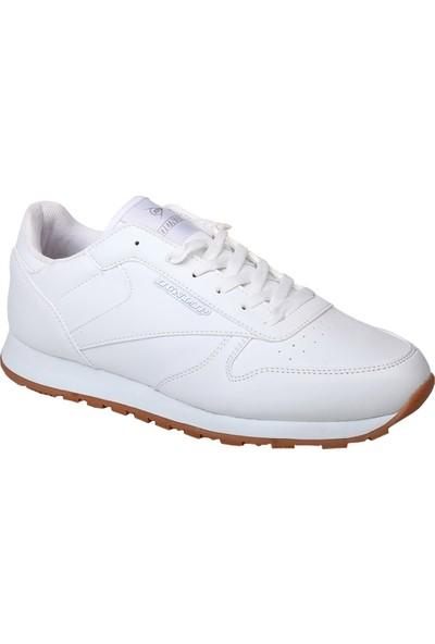 Dunlop Erkek Beyaz Spor Ayakkabı 100103M-02