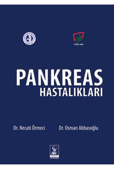 Pankreas Hastalıkları - Necati Örmeci