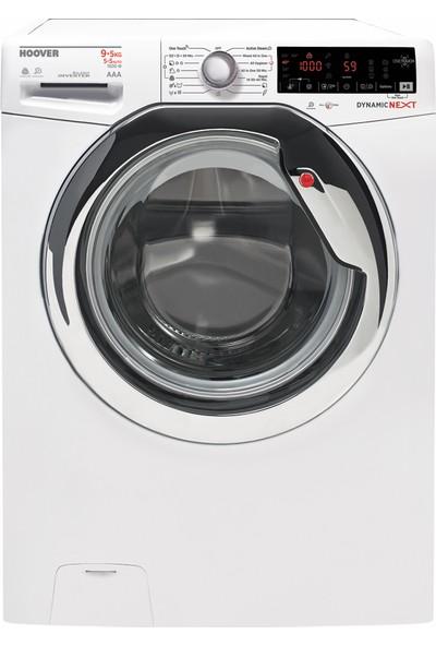 Hoover WDXOA 595AHC5-S A 9 kg Yıkama / 5 kg Kurutma 1500 Devir Çamaşır Makinesi