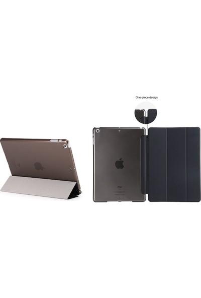 EssLeena Apple iPad Mini 5 (2019) Smart Case Smart Cover Kılıf (A2124/A2126/A2133) Siyah