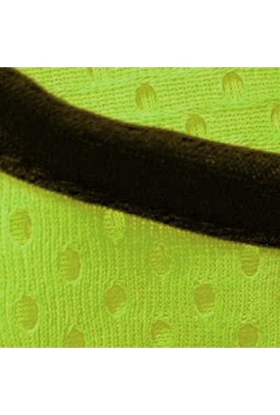 USR Antrenman Yeleği Fileli Sarı Büyük Boy - Bib