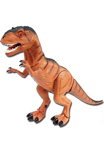 Sunman Dinazorlar Dünyası Oyuncak Sesli Yürüyen T-Rex Dinazor