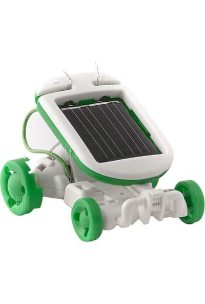 Kızılkaya Güneş Enerjili Robot Oluşturma Seti 6 İn 1 Solar Kit