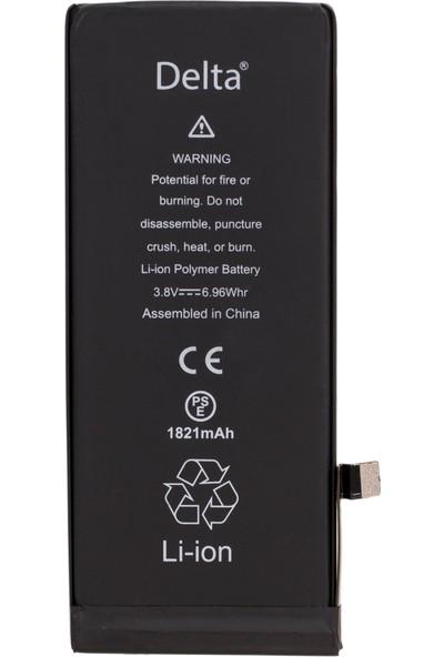 Delta Apple iPhone 8 Batarya 1821mAh Gerçek Kapasite Delta Mobile