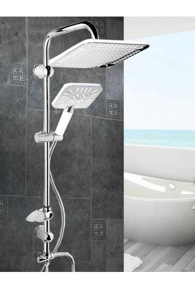 Beyazsu Robot Yağmurlama Duş Seti