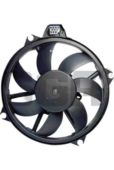 Renault Fluence-Fan Motoru