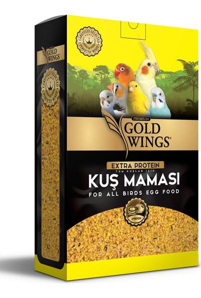 Gold Wings Premium Tahıllı Kuş Maması 1 Kg