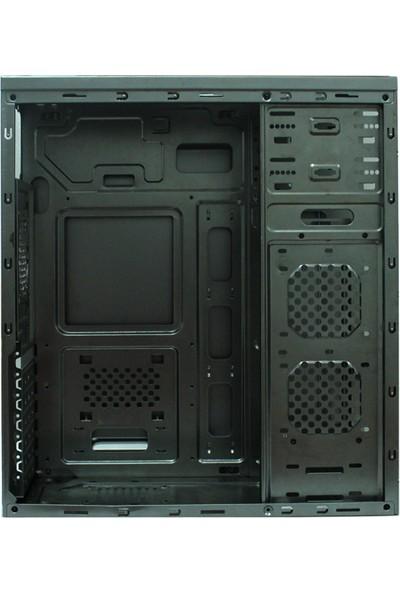 Power Boost VK-1631 500W USB 3.0 ATX Kasa Transparent Panel Full Siyah (JBST-VK1631)