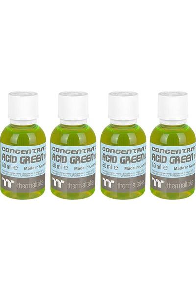 Thermaltake Premium Konsantre 50 ml Sıvı - Asit Yeşili 4'lü Paket (CL-W163-OS00AG-A)