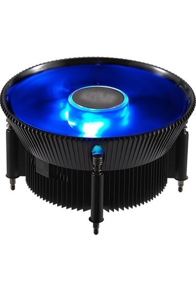 Cooler Master I71C 120mm RGB Led Fanlı Intel LGA 1156 / 1155 / 1151 / 1150 Uyumlu CPU Soğutucusu (RR-I71C-20PC-B1)