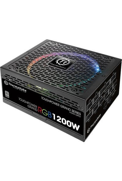 Thermaltake Toughpower Grand RGB 1200W 80+ Platinum Full Modular 14cm Riing RGB Led Fanlı PSU (PS-TPG-1200F1FAPE-1)
