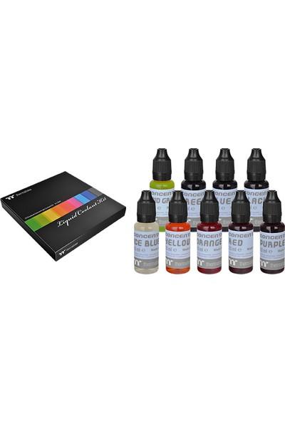 Thermaltake Premium Konsantre Sıvı Takımı 9'lu Paket (CL-W221-OS00SW-A)