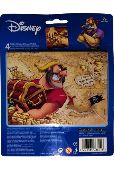 Decorata Party Disney Korsan Puzzle