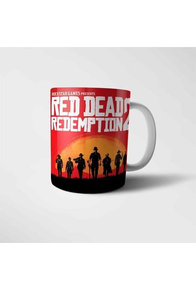 Muggkuppa Red Dead Redemption Kupa Bardak