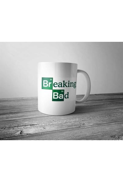 Muggkuppa Breaking Bad-Heinsenberg Kupa Bardak