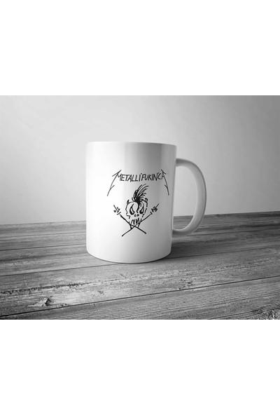 Muggkuppa Metallica Kupa Bardak