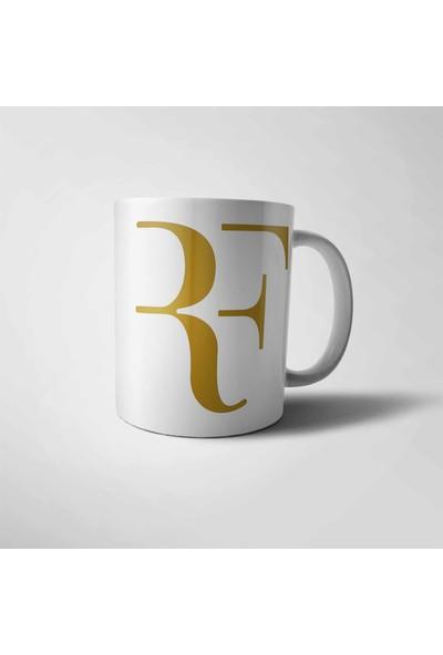 Muggkuppa Roger Federer Kupa Bardak