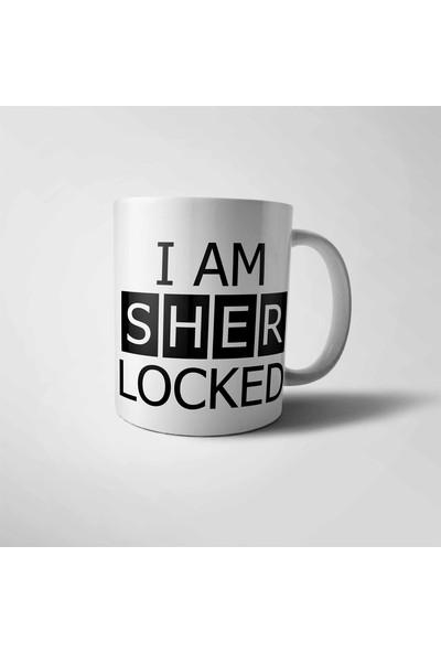 Muggkuppa Sherlock Holmes -Sherlocked Kupa Bardak