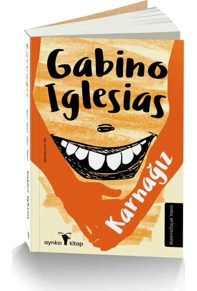 Karnağız - Gabino Iglesias