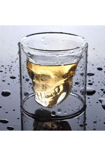 Skull Cup Kuru Kafa Bardak 250 ml SK-250