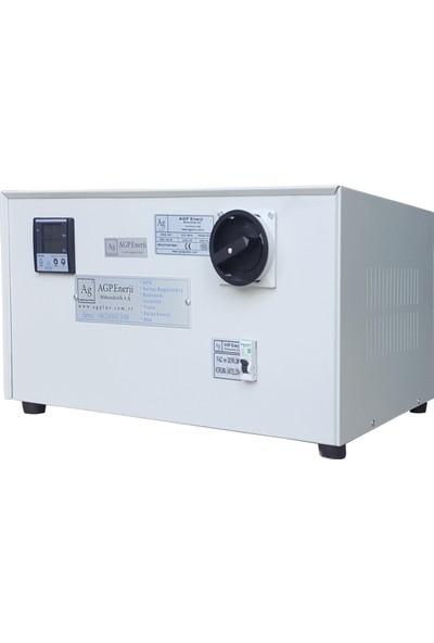 Agplus 10 Kva Monofaze Voltaj Regülatörü (İmalatçıdan)