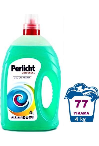 Sıvı Çamaşır Yıkama Jeli Beyazlar ve Renkliler İçin 4 Lt 77 Yıkama