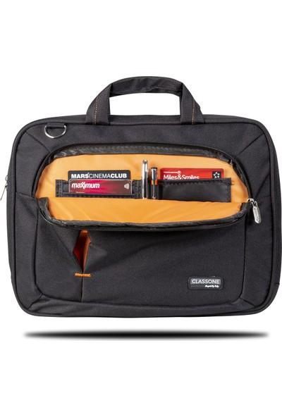 Classone UL160 15,6 inç Laptop Notebook El Çantası-Siyah