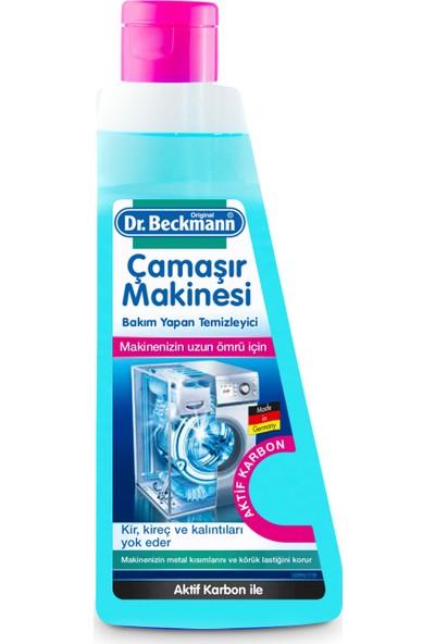 Dr. Beckmann Aktif Karbonlu Likit Çamaşır Makinesi Temizleyici 250 ml