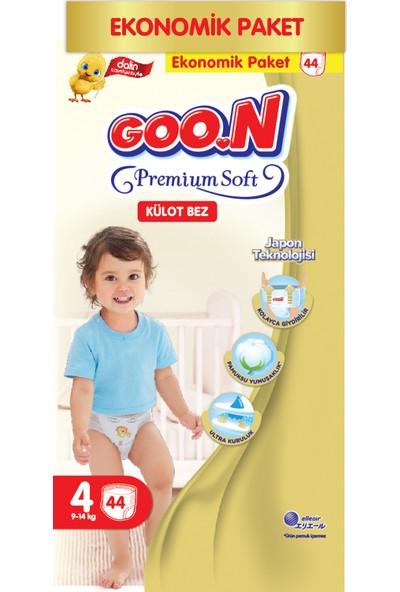 Goon Premium Soft Külot Bez 4 Beden Ekonomik Paket 44 Adet